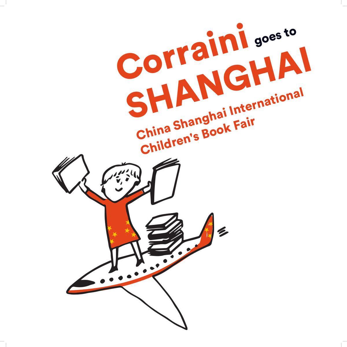 Corraini alla China Shanghai International Children's Book Fair