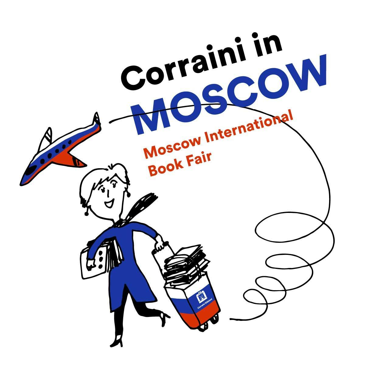Corraini Edizioni alla Moscow International Book Fair