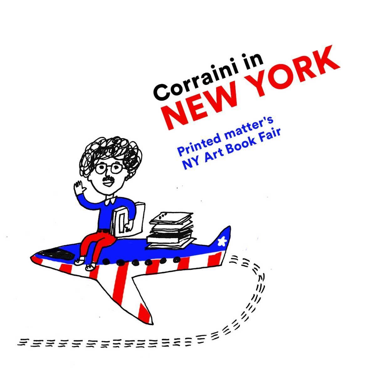 Corraini Edizioni a Printed Matter's NY Art Book Fair 2019