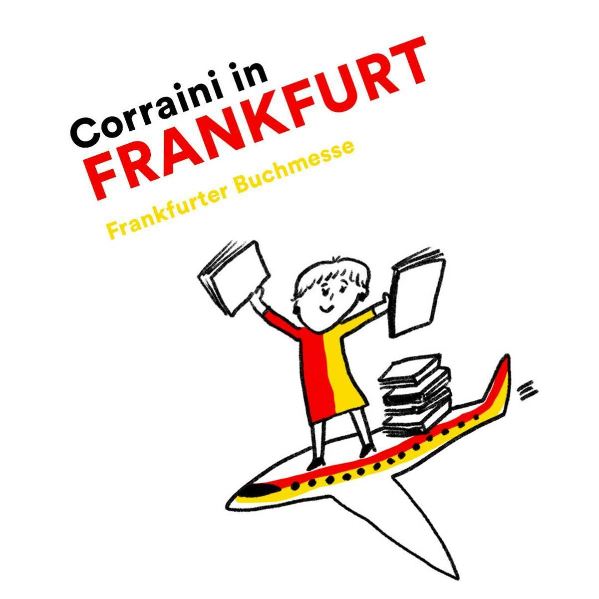 Corraini a Frankfurt Book Fair 2019