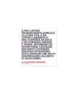 Design interviews 5 Alessandro Mendini