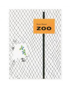 Bruno Munari Zoo Copertina Corraini Edizioni