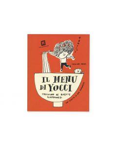 Il menu di Yocci Taccuino di ricette giapponesi con ricette di Aya Yamamoto Copertina