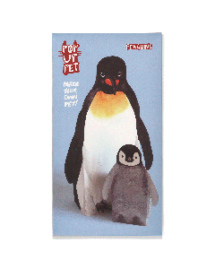 Penguins | Pop up pet