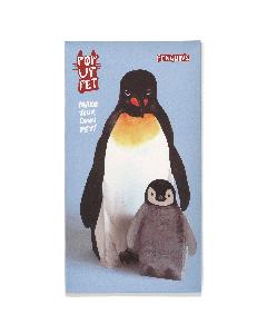 Penguins   Pop up pet