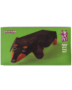 Dachshund | Pop up pet