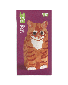 Ginger Tom | Pop up pet