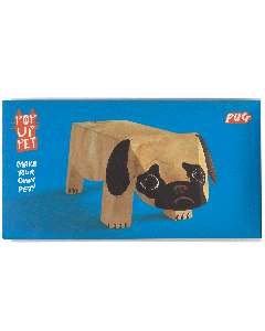 Pug | Pop up pet