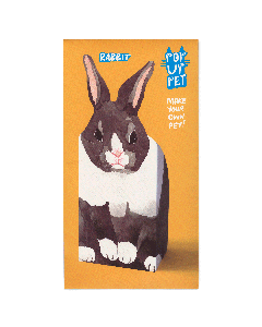 Rabbit | Pop up pet