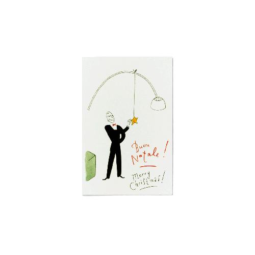 Biglietto di Natale Steven Guarnaccia, 2005