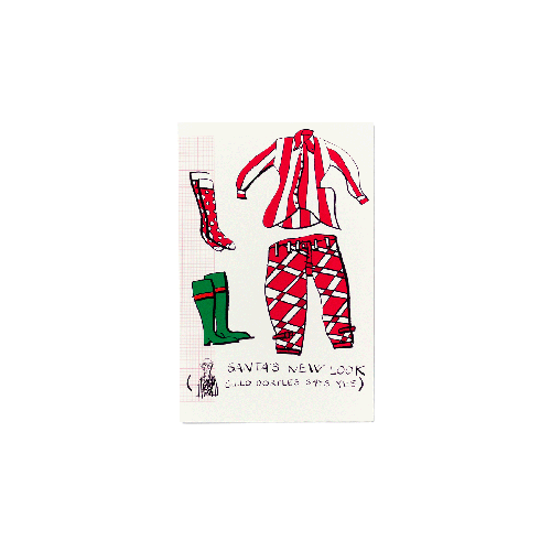 Biglietto di Natale Federico Maggioni