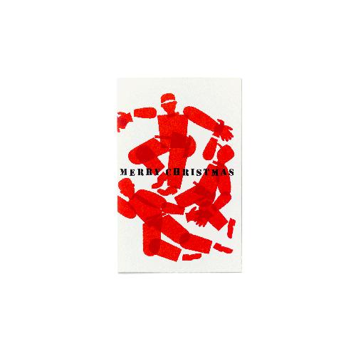 Biglietto di Natale Taro Miura, 2012