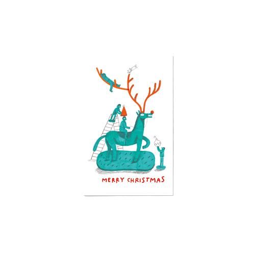 Biglietto di Natale Noemi Vola, 2017