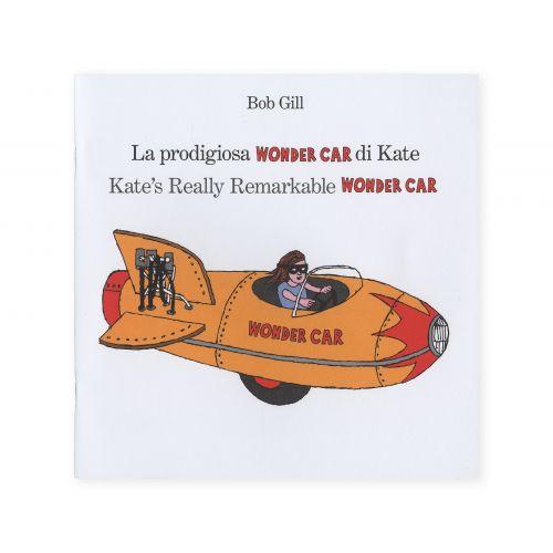 La prodigiosa Wonder Car di Kate