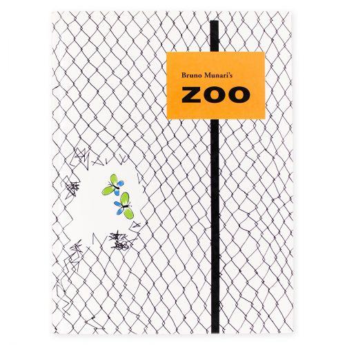 Bruno Munari's Zoo Bruno Munari Corraini Edizioni Cover