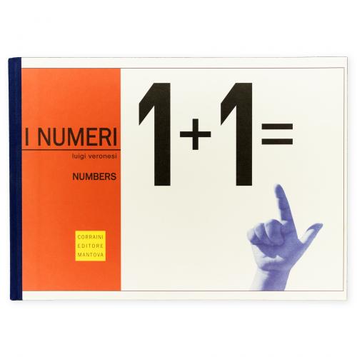 I numeri  Numbers Luigi Veronesi