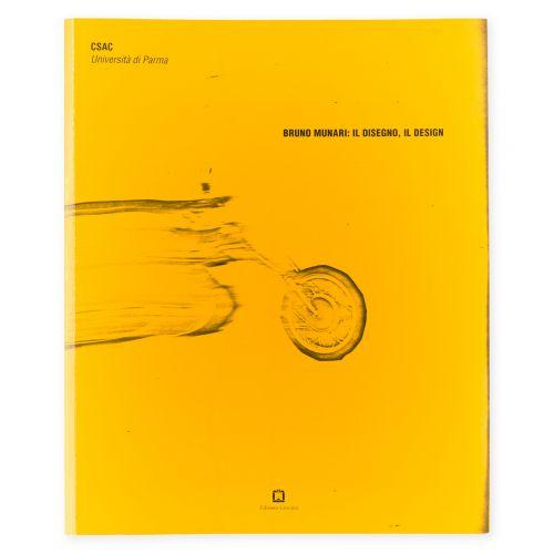 Bruno Munari. Il disegno, il design