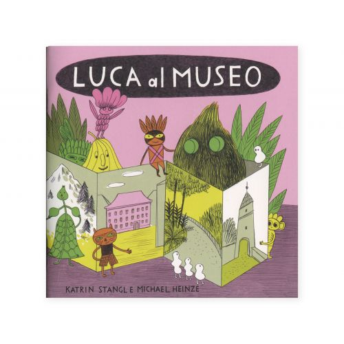 Luca al museo