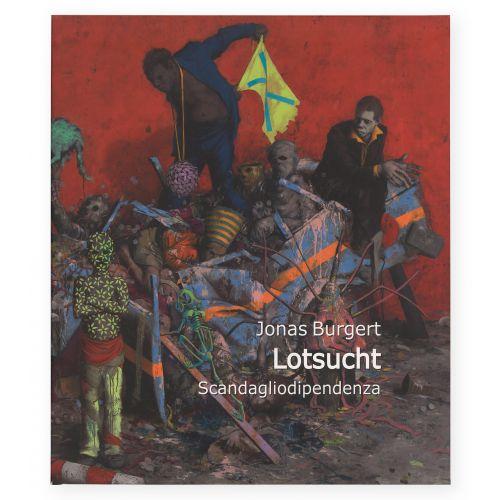 Jonas Burgert. Lotsucht