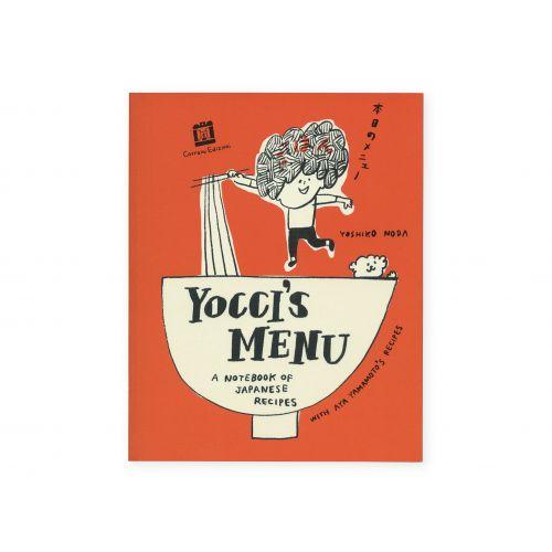 Yocci's Menu