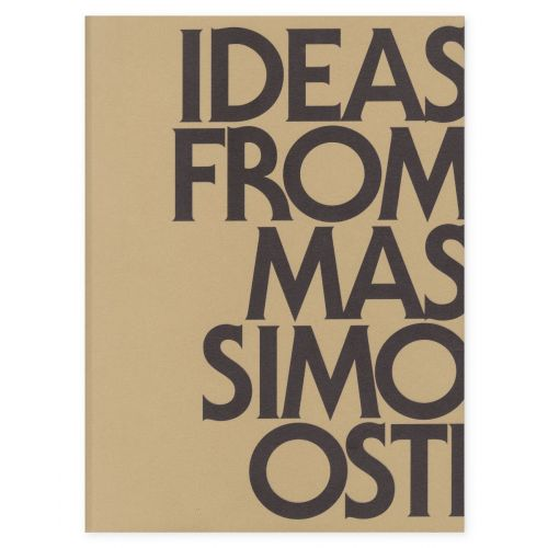 Ideas from Massimo Osti