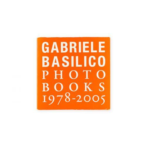 Gabriele Basilico Photobooks 1978-2005