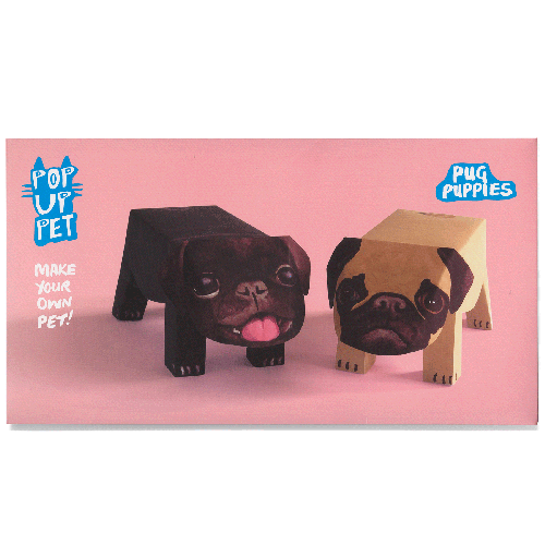 Pug puppies | Pop up pet