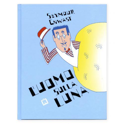 L'uomo sulla Luna è il libro di Seymour Chwast che ci ricorda che unire le risorse per creare qualcosa di buono può essere la soluzione per mettere le cose nella giusta prospettiva e trasformare una realtà senza colori in un mondo variopinto. Testi in it