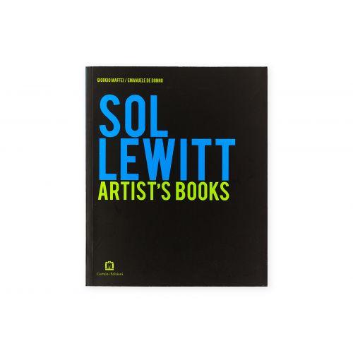 Sol Lewitt artist's books
