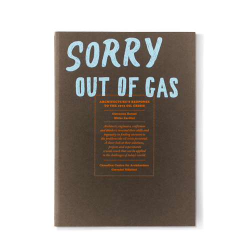 Sorry, Out Of Gas