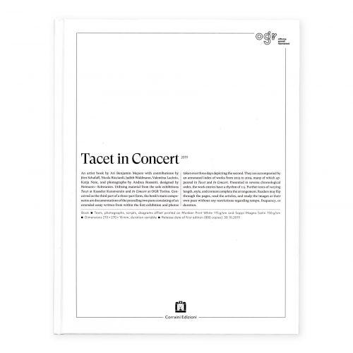 Tacet in Concert