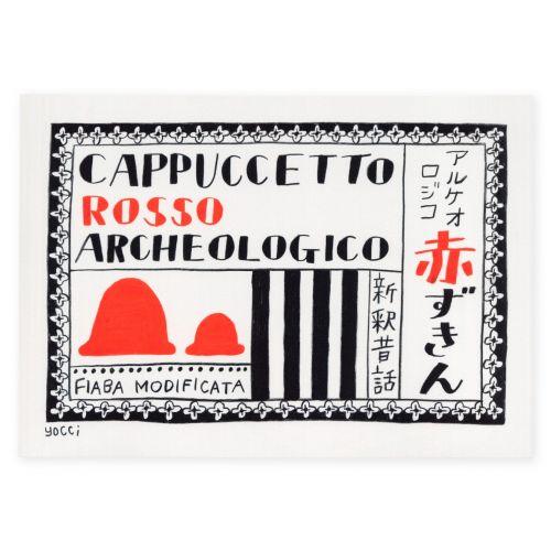 Cappuccetto rosso archeologico